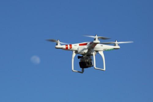 Actualités constat drone